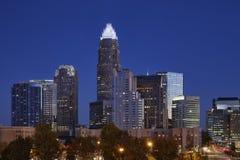 Charlotte, North Carolina immagini stock libere da diritti