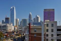 Charlotte, North Carolina immagini stock