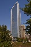 Charlotte North Carolina Skyline royalty free stock images