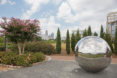 Charlotte, North Carolina Royalty Free Stock Photography