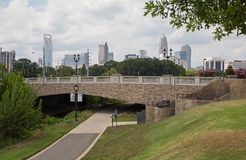 Charlotte, North Carolina royalty free stock photos