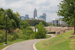 Charlotte, North Carolina Stock Photos