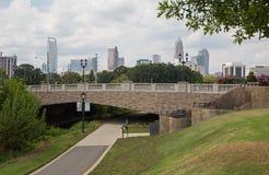 Charlotte, North Carolina Stock Image