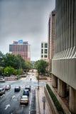 Charlotte north carolina views around  downtown Stock Photo