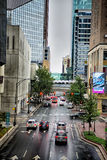 Charlotte north carolina views around  downtown Stock Photos
