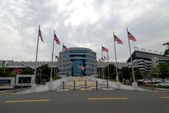 Charlotte race way royalty free stock photography