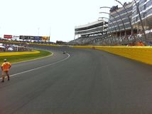 Charlotte Raceway Fotos de archivo