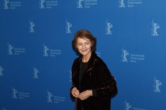Charlotte Rampling Royalty Free Stock Photography