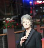 Charlotte Rampling attends the Homage Charlotte Rampling stock images