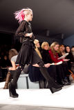 Charlotte Ronson Fall 2011 Fashion Week Stock Photo