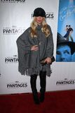 Charlotte Ross. At the Come Fly Away Premiere, Pantages, Hollywood, CA 10-25-11 Royalty Free Stock Photo