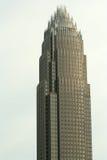 Charlotte-Wolkenkratzer Stockfoto