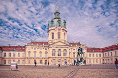 Charlottenburg Stock Photo