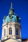charlottenburg kupolslott Arkivbild