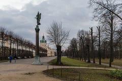 Charlottenburg pałac, Berlin obraz stock