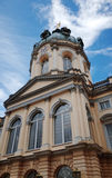 Charlottenburg pałac, Berlin Obrazy Stock