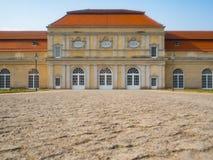 Charlottenburg pałac oranżeria w Berlin obraz royalty free