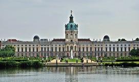 Charlottenburg pałac Fotografia Stock