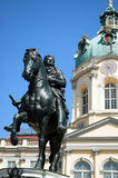 Charlottenburg Palace Stock Images