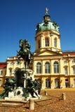 Charlottenburg Palace , Berlin Stock Image