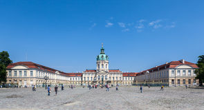 Charlottenburg Palace Berlin Stock Image