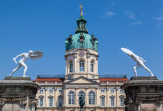 Charlottenburg Palace Berlin Royalty Free Stock Photography
