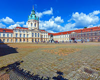 Charlottenburg Palace, Berlin, Germany Stock Photo