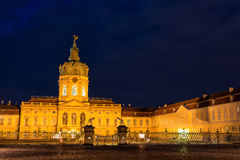 Charlottenburg Palace Royalty Free Stock Photo