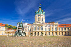 Charlottenburg palace in Berlin Stock Photography