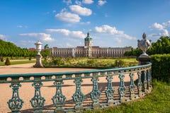 Charlottenburg Palace in Berlin, Germany Royalty Free Stock Photo