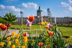 Charlottenburg Palace in Berlin, Germany Royalty Free Stock Image