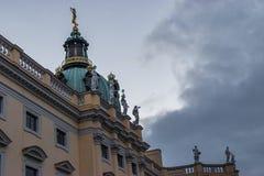 Charlottenburg Palace, Berlin royalty free stock image