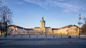 Charlottenburg palace in Berlin, Germany Royalty Free Stock Images