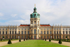 Charlottenburg palace, Berlin, Germany Royalty Free Stock Photos