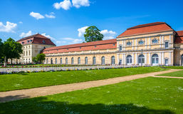 Charlottenburg Palace in Berlin, Germany Royalty Free Stock Photos