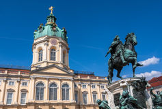 Charlottenburg Palace in Berlin, Germany Stock Photography