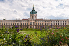 Charlottenburg Palace, Berlin. Charlottenburg Palace is the largest palace in Berlin,Germany, and the only surviving royal residence in the city dating back to Stock Image
