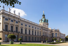 Charlottenburg Palace, Berlin Stock Photography
