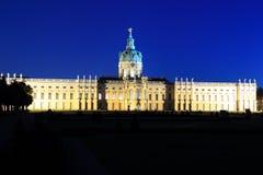 Charlottenburg palace Stock Photography