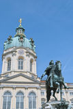 Charlottenburg Palace in Berlin Stock Photos