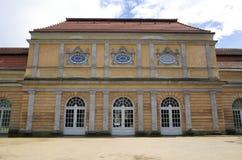 Charlottenburg Palace, Berlin royalty free stock photos