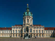Charlottenburg Palace Stock Photography