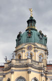 Charlottenburg Palace dome Berlin Stock Images