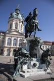 Charlottenburg palace. Germany charlottenburg palace in Berlin Royalty Free Stock Photos