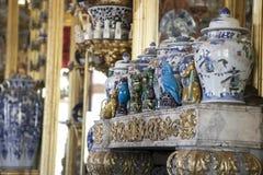 Charlottenburg palace Stock Image
