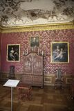 Charlottenburg palace Royalty Free Stock Images