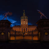 Charlottenburg Palace Royalty Free Stock Images