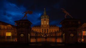 Charlottenburg Palace Royalty Free Stock Image