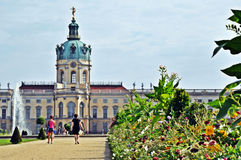 Charlottenburg-Palast Stockbild