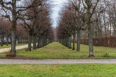 Charlottenburg-Palast, Berlin stockbilder